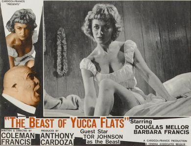 beast-of-yucca-flats_stillmrhorrorpediaThe-Beast-of-Yucca-Flats-1961-film-posterThe Best of the Worst DVD Collectionbeast of yucca flats 1Beast Yucca Flats DVDclaws_and_saucer_thumbnailtor2