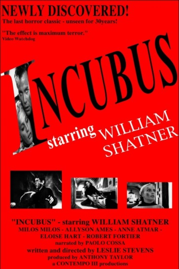 incubus � usa 1965 updated with william shatner�s