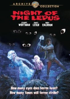 night of the lepus dvd
