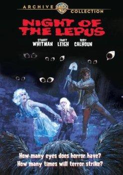 night of the lepus dvd