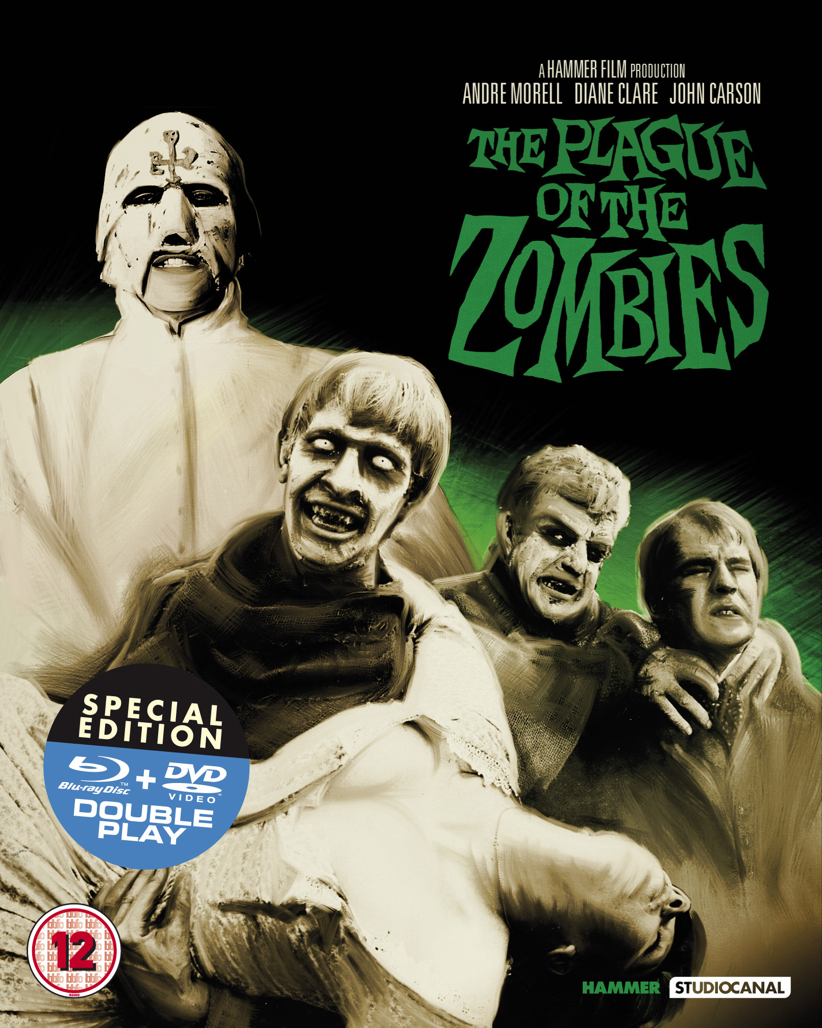 the plague of the zombies Shop the plague of the zombies [dvd] [1966] everyday low prices and free  delivery on eligible orders.