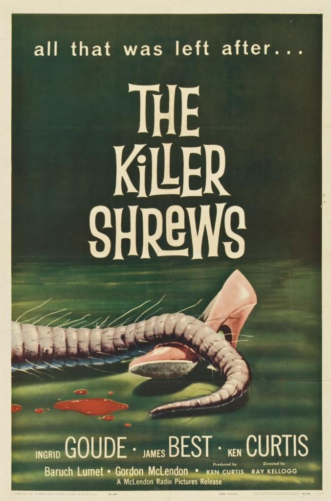 POSTER-THE-KILLER-SHREWS-677x1024mrhorrorpediathe_killer_shrews_1959_FOH_stillKiller_Shrews_newspaper_adPrehistoric-Creatures-DVD