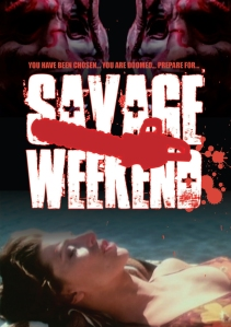 Savage Weekend DVD sleeve MVD version