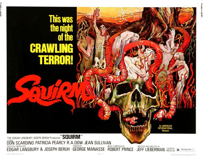 Squirm « HORRORPEDIA