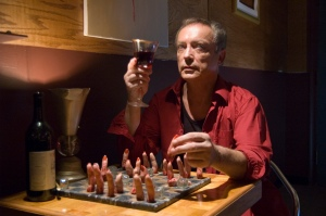 Udo Kier Fall Down Dead 2007 chopped fingers chess