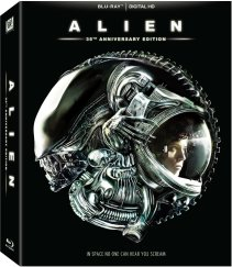 Alien 35th Anniversary Blu-ray