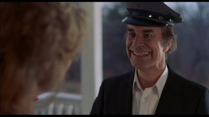 alone in the dark martin landau postman