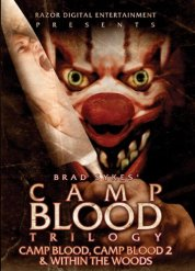 camp blood brad sykes trilogy dvd cover