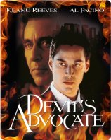 Devil's Advocate Blu-ray Steelboook