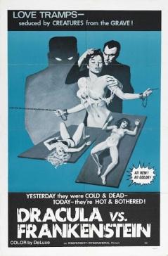 Dracula vs. Frankenstein Al Adamson 1971