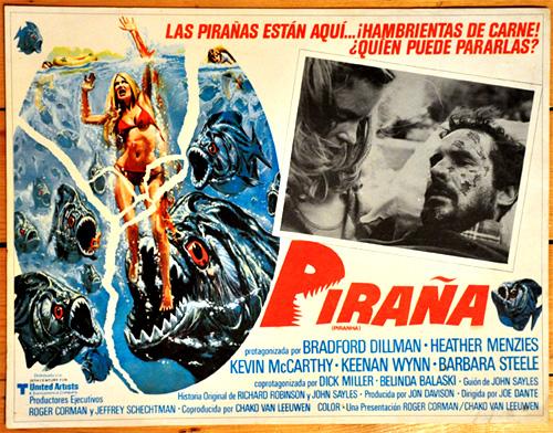 piranha usa 1978 � horrorpedia