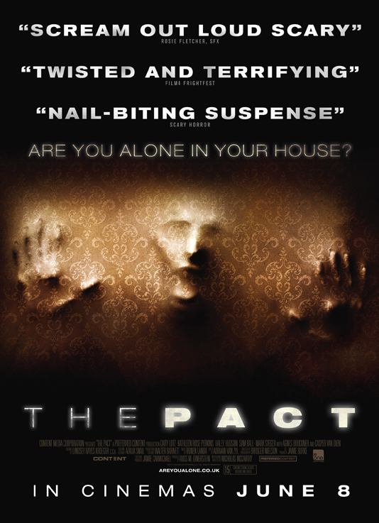 The Pact - Rotten Tomatoes