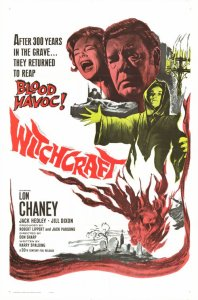 Witchcraft-1964-Don-Sharp-horror-film-poster