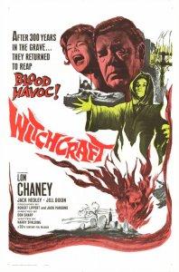 Witchcraft-1964-Don-Sharp-horror-film-poster