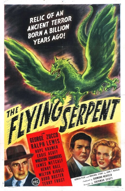 1946-Flying Serpent movie poster
