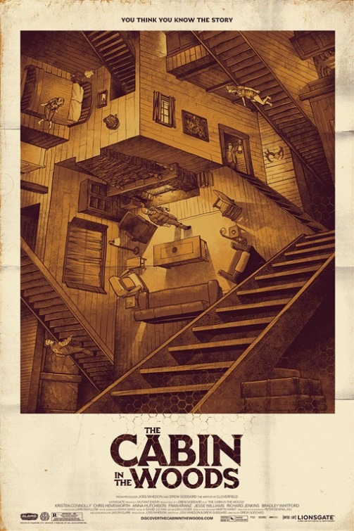 The Cabin In The Woods Horrorpedia