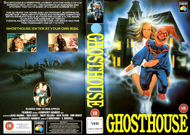 Ghosthouse Italy 1988 Horrorpedia