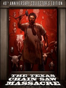 Texas Chain Saw Blu-ray