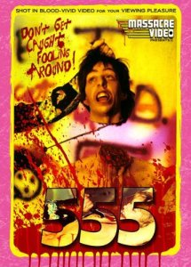 555 slasher DVD