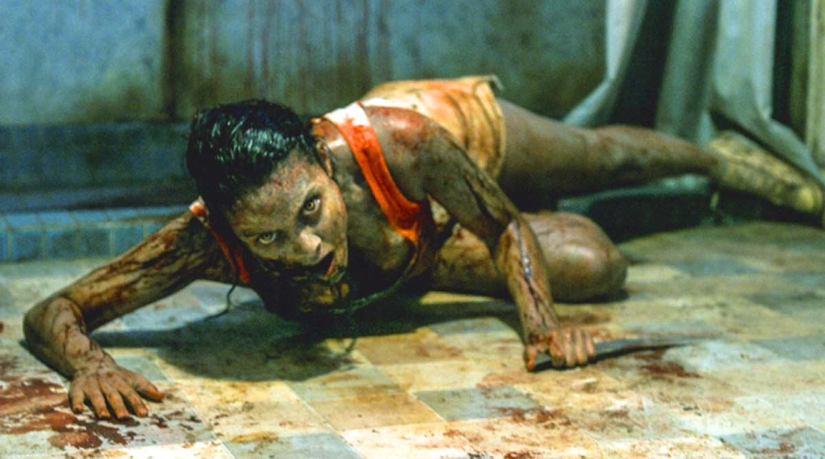 Evil Dead (2013)   HORRORPEDIA