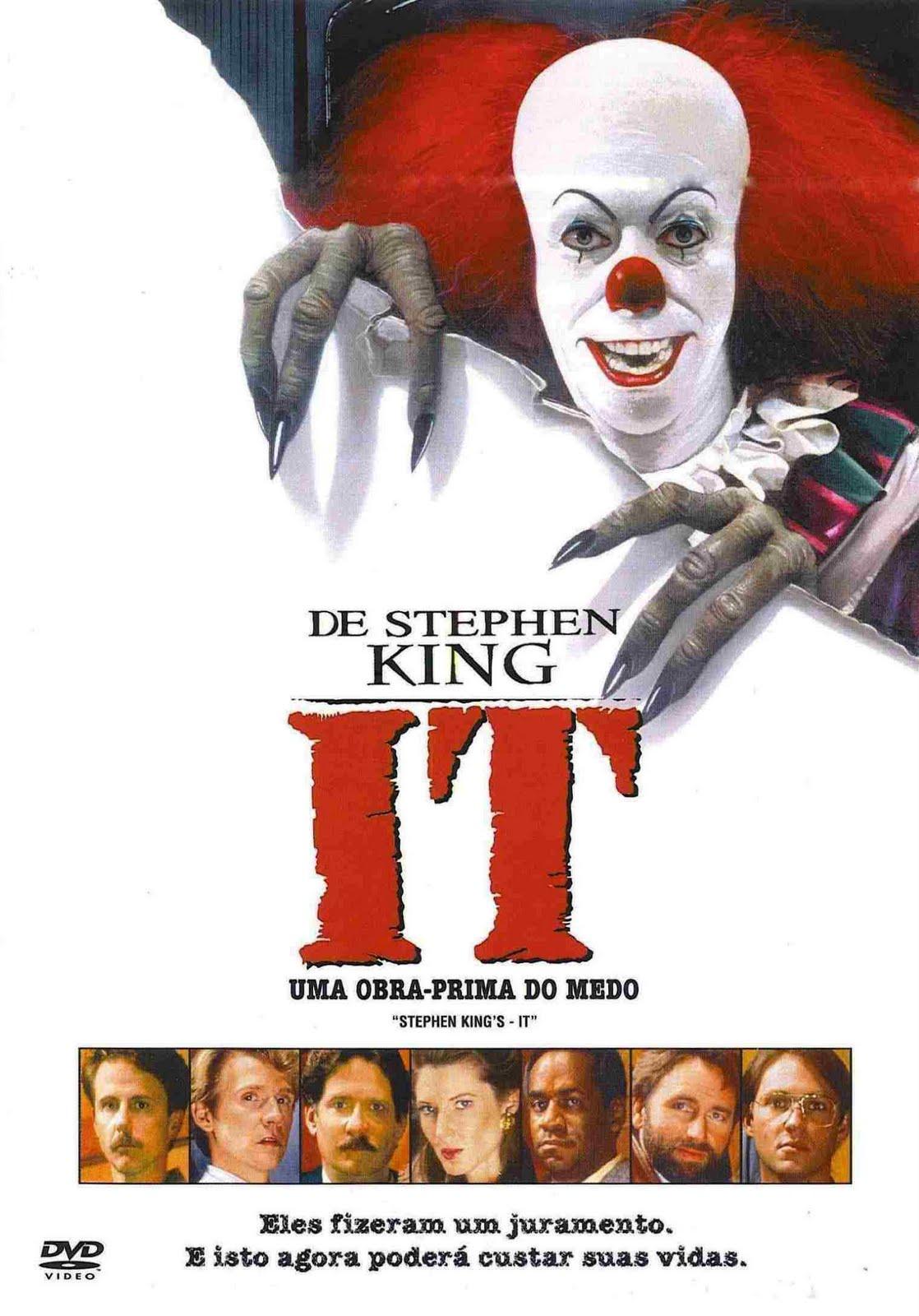 It Aka Stephen King S It Tv Mini Series Usa 1990