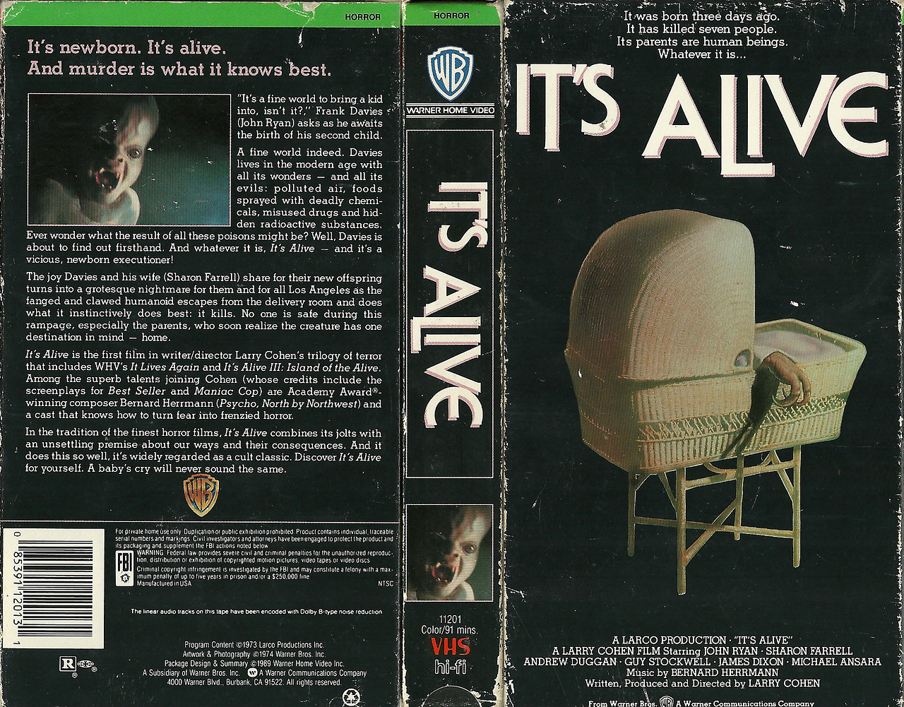 The Ultimate Guide To Vhs Box Art That Scared You In The