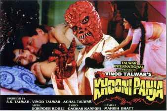 Khooni Panja-The Bloody Claw-Hindi_horror