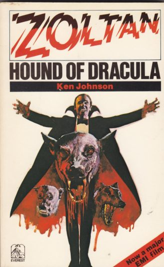 zoltan hound of dracula ken johnson everest novelization