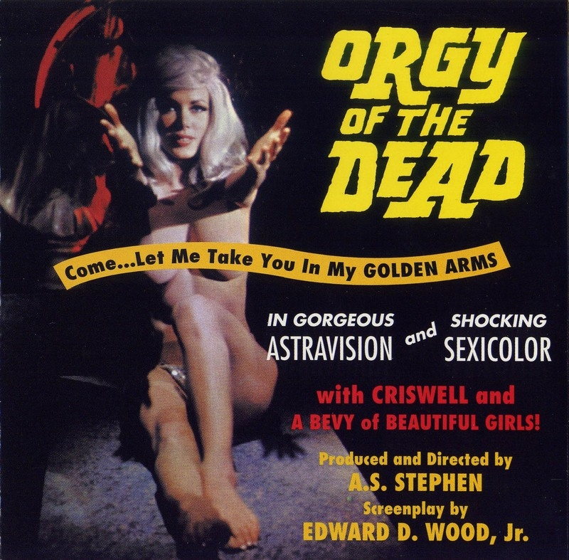 orgy of the living dead № 58619