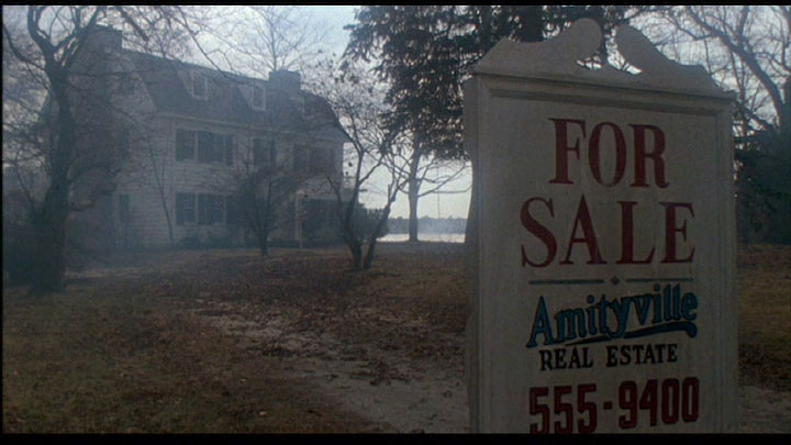 Image result for amityville for sale sign