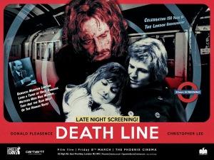 DEATH LINE - Silver Ferox Design