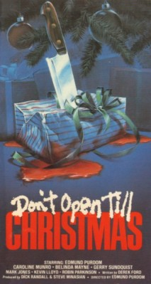 Don't Open Till Xmas