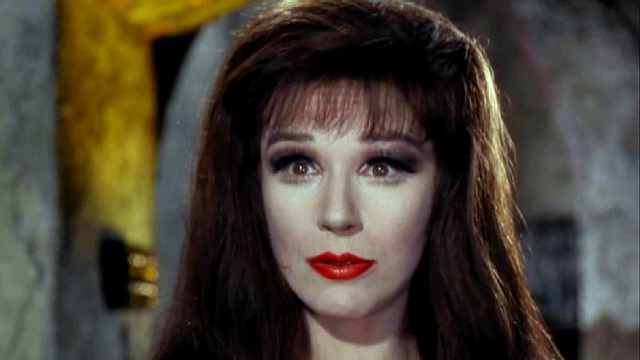 IMG FENELLA FIELDING, English Stage, Ffilm and Television Actress