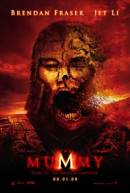mummy tomb of the dragon emperor poster