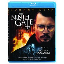 ninth gate roman polanski blu-ray
