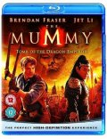 the mummy tomb of the emperor UK blu-ray