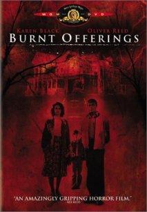 US Burnt Offerings DVD