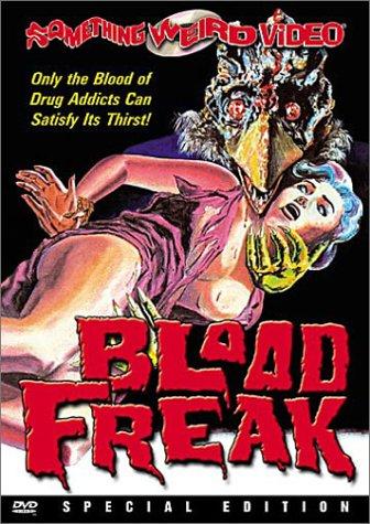 blood freak dvd