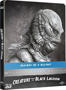 Creature from the Black Lagoon Steel Book