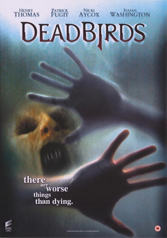 Risultati immagini per dead birds movie poster