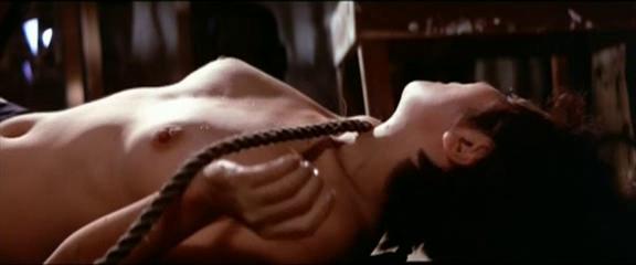 Bondage in horror movies