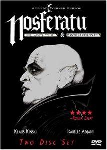 nosferatu two disc DVD set