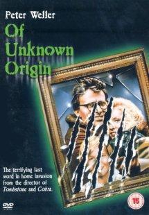 of unknown origin dvd