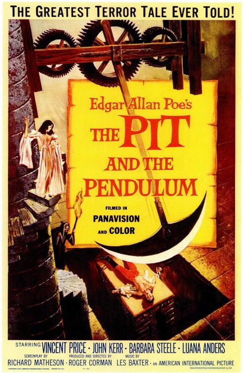 The pit and the pendulum critical essays