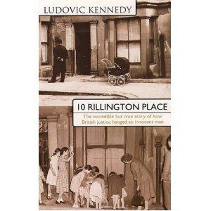 10 Rillington Place Ludovic Kennedy