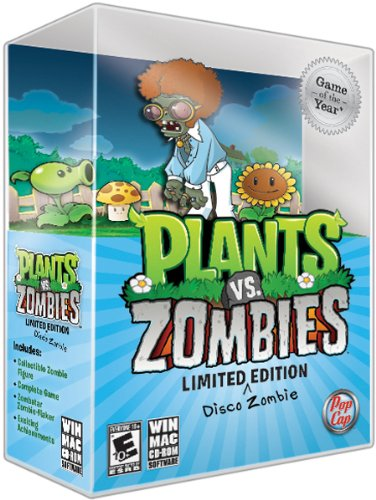 Plants vs zombies video game 2009 horrorpedia - Plants vs zombies garden warfare for wii u ...