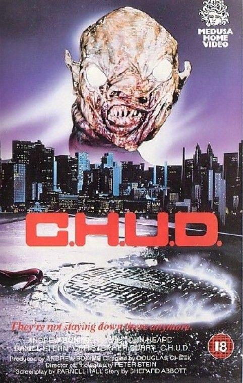 Johnu2019s Horror Corner: C. H. U. D. (1984), cannibalistic ...
