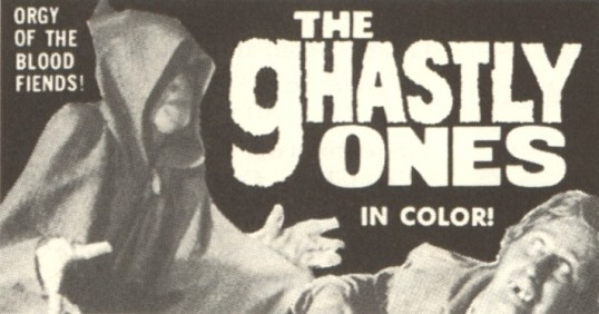 ghastly ones ad mat2