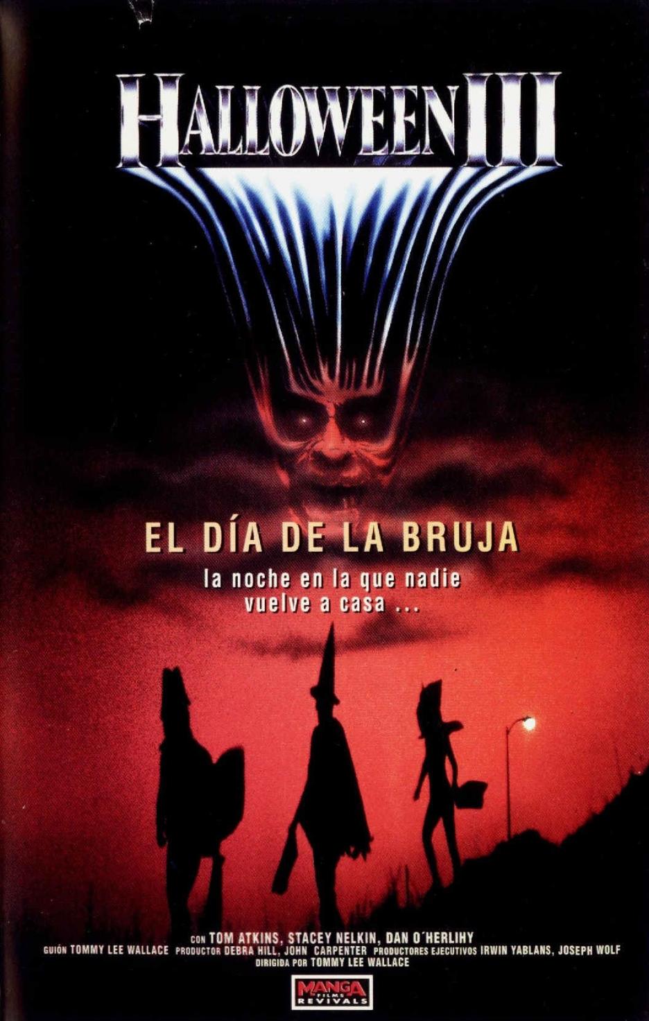 Halloween III: Season of the Witch (USA, 1982) – HORRORPEDIA