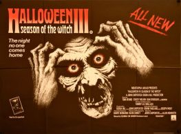 Halloween III Season of the Witch Quad